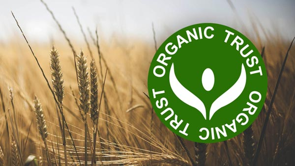 Kells Is Now Certified as an Organic Trader and Distributor!
