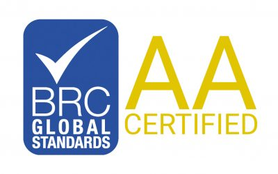 10 years of BRC certification