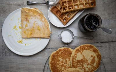 Waffles and crepe opportunities
