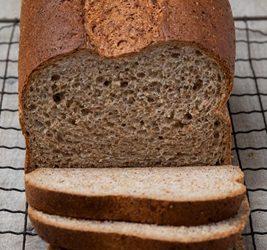 Enjoy bread as part of a healthy, balanced diet